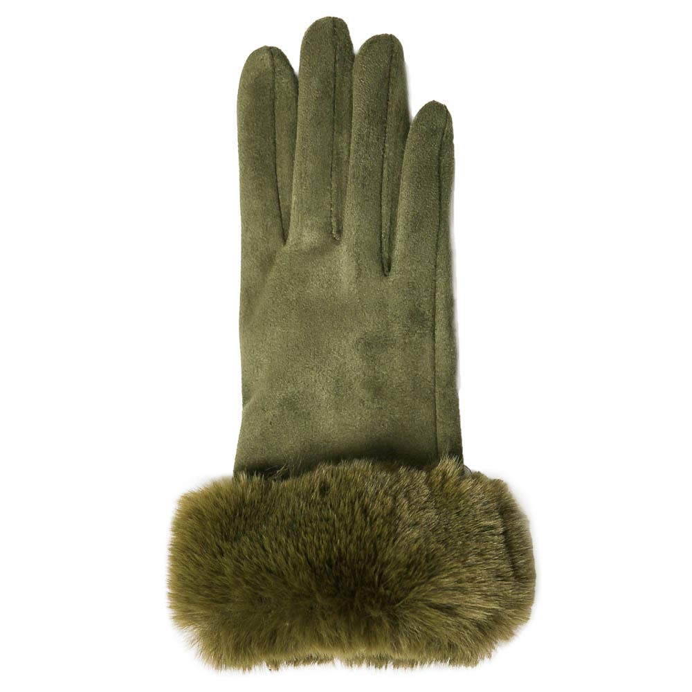 kinsley glove olive