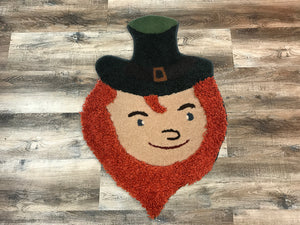 Leprechaun Area Rug - InRugCo Studio & Gift Shop