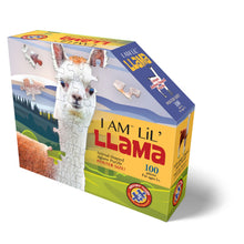 Load image into Gallery viewer, llama puzzle madd Capp games