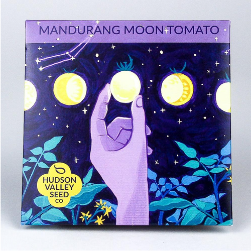 Mandurang Moon Tomato | Hudson Valley Seed Co. - InRugCo Studio & Gift Shop
