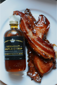 Bourbon Barrel Aged Maple Syrup | Dorset Maple Reserve - InRugCo Studio & Gift Shop