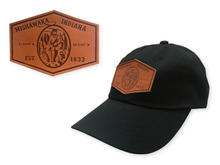 Load image into Gallery viewer, Mishawaka Indiana Hat Fur Trapper Black - InRugCo Studio & Gift Shop
