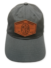 Load image into Gallery viewer, Mishawaka Indiana Hat Fur Trapper Grey - InRugCo Studio & Gift Shop