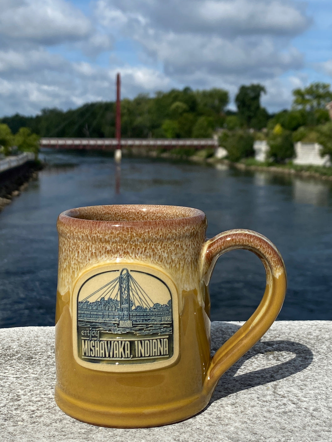 Mishawaka, Indiana Coffee Mug | Rancher