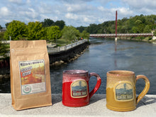 Load image into Gallery viewer, Mishawaka Indiana mugs coffee tea
