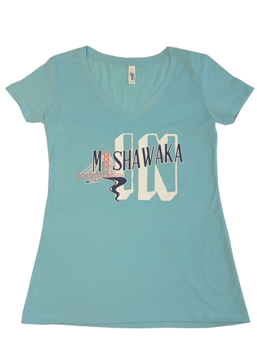 Mishawaka, Indiana Women's Shirt - InRugCo Studio & Gift Shop