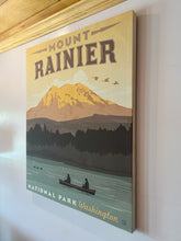 Load image into Gallery viewer, mt rainier national park canvas art