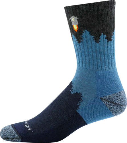 number 2 charcoal darn tough socks