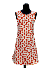 Load image into Gallery viewer, Orange Celtic Apron | Aunt Erma Apron - InRugCo Studio & Gift Shop