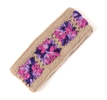 Load image into Gallery viewer, orchid grey nirvana designs headband