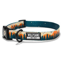 Load image into Gallery viewer, overland dog collar wolfgang man and beast