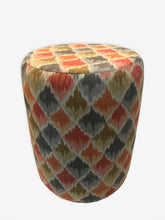 Load image into Gallery viewer, Pastel Etch Ottoman - InRugCo Studio & Gift Shop