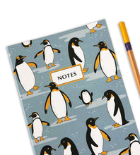 Load image into Gallery viewer, penguin notebook journal