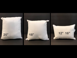 Pillow Form - InRugCo Studio & Gift Shop