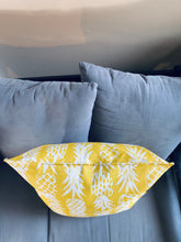 "Load image into Gallery viewer, 20"" Pineapples Pillow Covers - InRugCo Studio & Gift Shop"