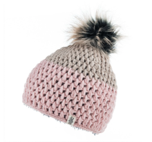 Load image into Gallery viewer, pink beanie pom nirvana designs