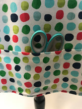 Load image into Gallery viewer, Polka Dot Apron - InRugCo Studio & Gift Shop