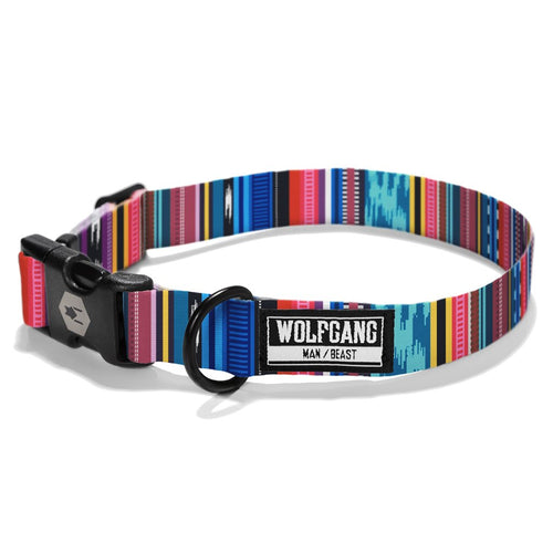 quetzal dog collar wolfgang man and beast