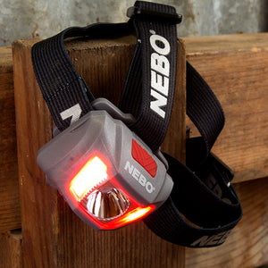 red duo 250 headlamp