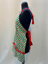 Load image into Gallery viewer, santa claus apron Christmas inrugco