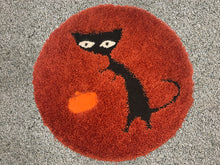 Load image into Gallery viewer, Scaredy Cat Area Rug - InRugCo Studio & Gift Shop