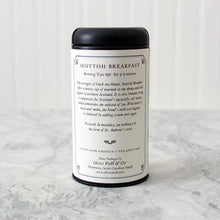 Load image into Gallery viewer, Scottish Breakfast Tea - Loose Tea | Oliver Pluff & Co. - InRugCo Studio & Gift Shop