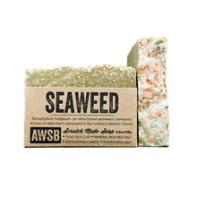 Load image into Gallery viewer, Seaweed Soap | A Wild Soap Bar - InRugCo Studio & Gift Shop