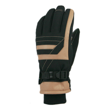 Load image into Gallery viewer, soft shell ski glove men