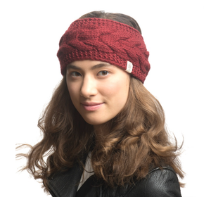 Burgundy | Full Soho Headband