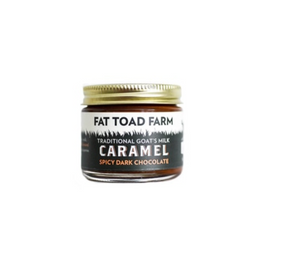 Spicy Dark Chocolate Caramel | Fat Toad Farm - InRugCo Studio & Gift Shop