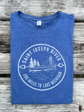 Load image into Gallery viewer, st.joseph river shirt