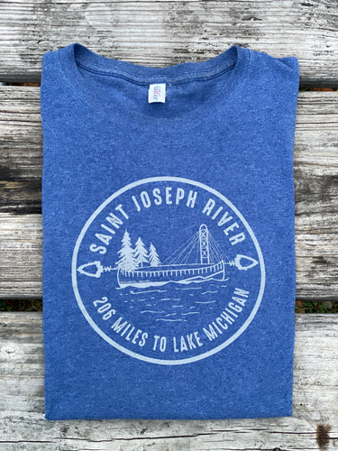 st.joseph river shirt