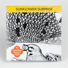 Load image into Gallery viewer, Sunflower Surprise | Hudson Valley Seed Co. - InRugCo Studio & Gift Shop