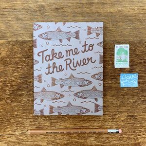 take me to the river journal noteworthy