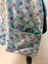 Load image into Gallery viewer, Teal Sparkle Apron - InRugCo Studio & Gift Shop