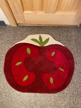 Load image into Gallery viewer, Tomato Area Rug - InRugCo Studio & Gift Shop