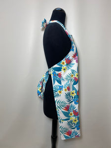 Tropical Flora Apron - InRugCo Studio & Gift Shop