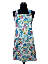 Load image into Gallery viewer, Tropical Flora Apron - InRugCo Studio & Gift Shop