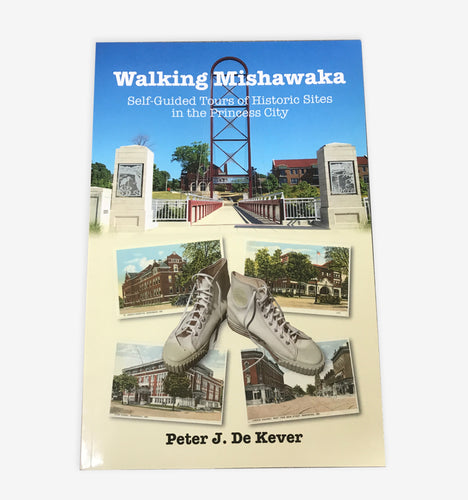 Walking Mishawaka by Peter J. De Kever - InRugCo Studio & Gift Shop