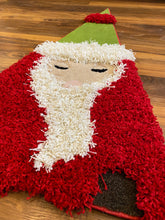 Load image into Gallery viewer, white beard gnome area rug inrugco