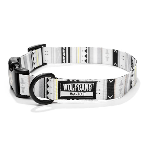 whiteout dog collar wolfgang man and beast