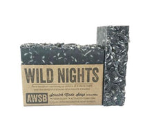 Load image into Gallery viewer, wild night soap a wild soap bar