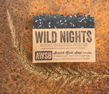 Load image into Gallery viewer, wild night wild soap bar