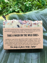 Load image into Gallery viewer, Wildflower Soap | A Wild Soap Bar - InRugCo Studio & Gift Shop