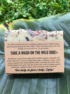 Wildflower Soap | A Wild Soap Bar - InRugCo Studio & Gift Shop