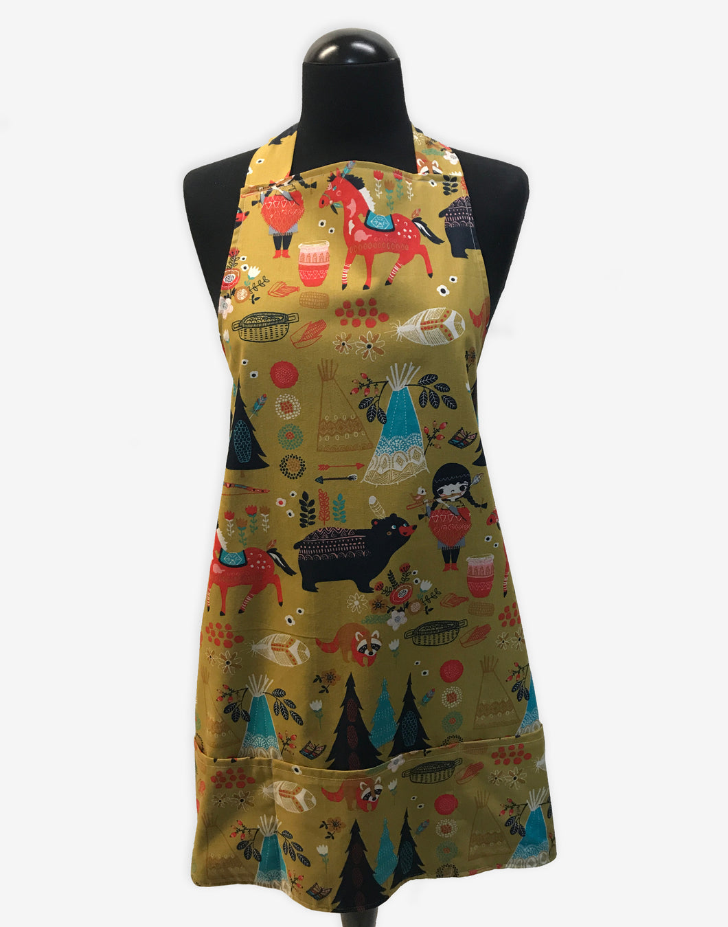 Wild Things Apron - InRugCo Studio & Gift Shop