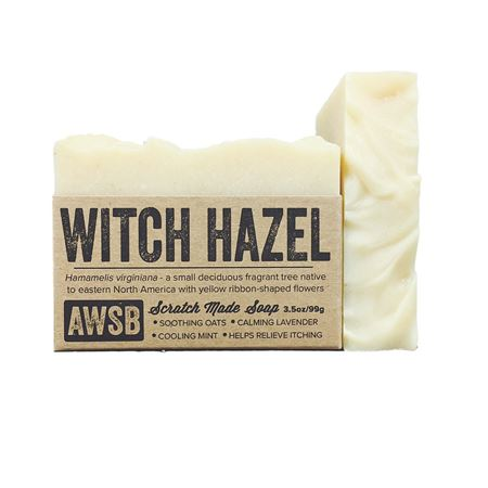 witch hazel a wild soap bar