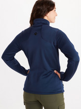 Load image into Gallery viewer, women's olden polartec fleece women