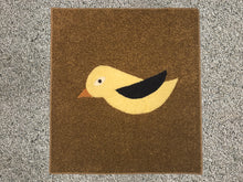 Load image into Gallery viewer, Yellow Bird Area Rug