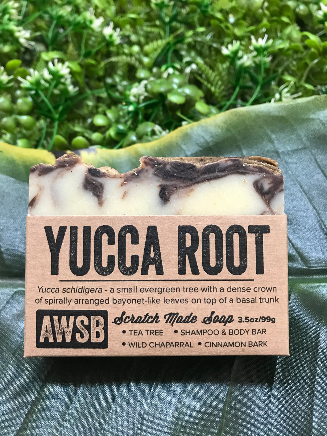 Yucca Root Soap | A Wild Soap Bar - InRugCo Studio & Gift Shop